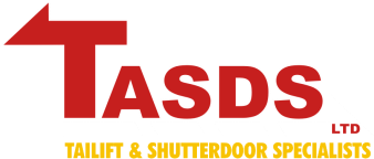 TAIL LIFT AND SHUTTER DOORS logo