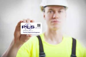PLS Certified Card